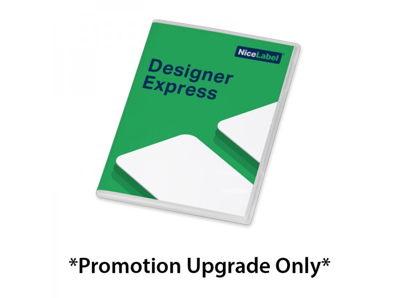 NiceLabel 2017 *UPGRADE ONLY* Designer Express