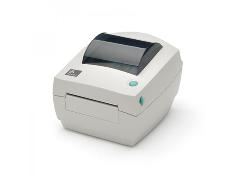 Zebra GC420, 200 dpi, Thermotransfer, Dispenser