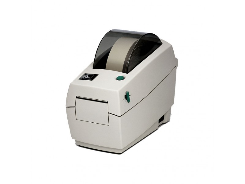 Zebra LP 2824 Plus, 200 dpi, Cutter, 68 MB Flash