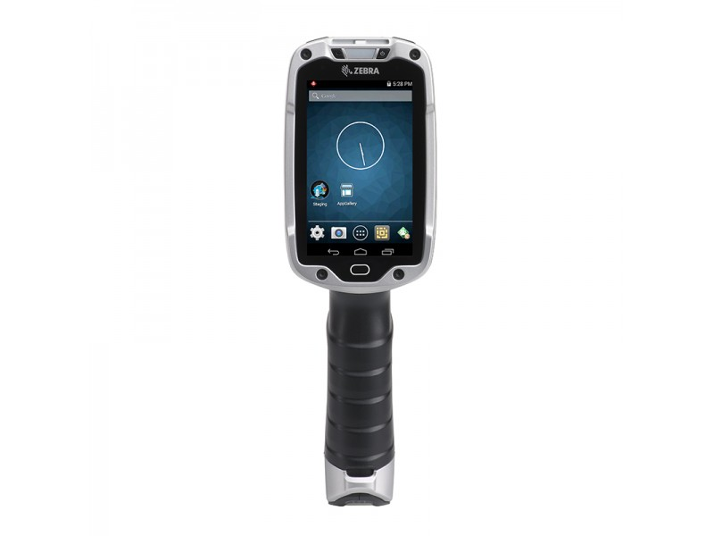 Zebra TC8000, Premium, 2D Imager, Shortrange, Bluetooth, WLAN 802.11a/b/g/n, NFC, Touchscreen, hot-swap, Android