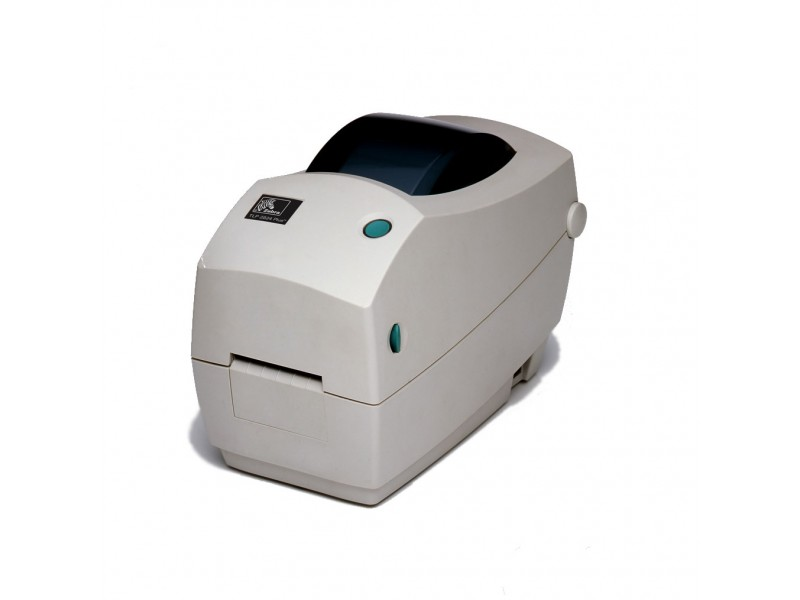 Zebra TLP 2824 Plus, 200 dpi, Ethernet, Cutter, 68 MB Flash