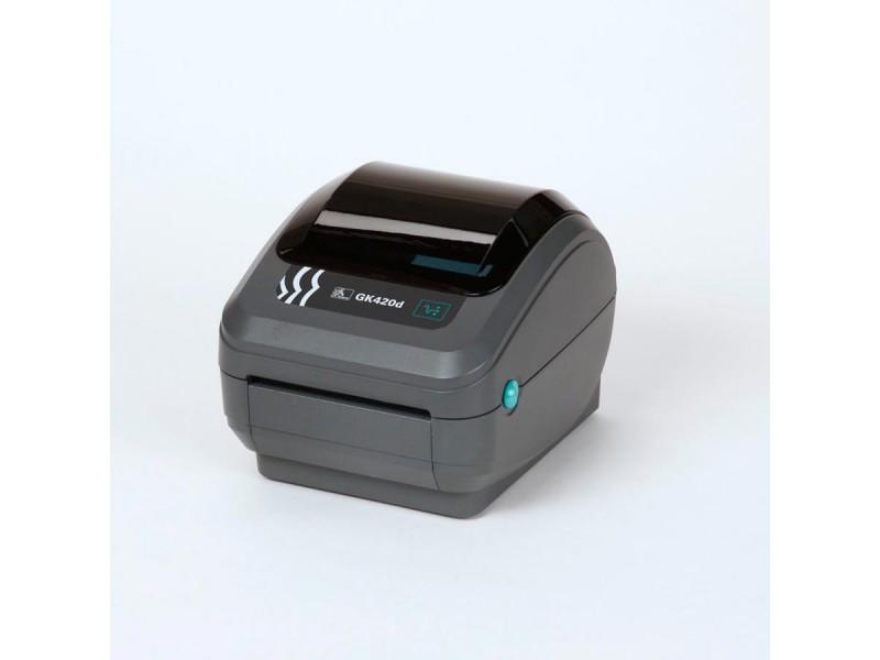 Zebra GK420d, 200 dpi, Grundmodell, USB, auto-sensing serial