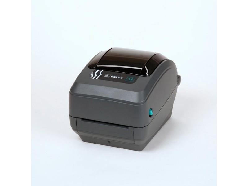 Zebra GK420t, 200 dpi, interner Printserver 10/100, USB