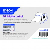 Epson Endlos-Kunststofftiketten, matt, 102mm x 29m