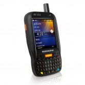 Datalogic Elf, 1D Laser, BT, WLAN, UMTS HSDPA, GPS, Green Spot, WM 6.5, 256MB RAM/256MB Flash, QWERTY