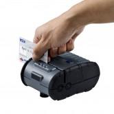 Intermec PB2A, 200 dpi, Bluetooth, Magnetstreifenlesegerät, Englisch