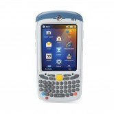 Motorola MC55A0-HC, 2D Imager DL, WLAN 802.11 a/b/g, BT, Kamera, 256MB RAM/1GB Flash, QWERTY, WM 6.5 Classic, 3600 mAh Akku, HC
