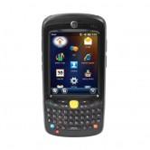 Motorola MC55N0, 2D Imager DL, WLAN 802.11 a/b/g, BT, 256MB RAM/1GB Flash, Kamera, QWERTY, WM 6.5 Classic, 3600 mAh Akku