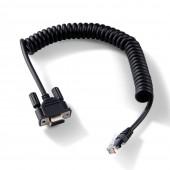 Serielles Kabel, RJ auf D9, gedreht