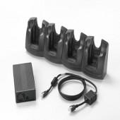 MC30XX 4-fach Lade-Cradle, Kit