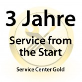 3 Jahre Service from the Start Service Center Gold für MC31XX