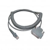 RS-232 Kabel, gedreht, 25-Pin male DTE