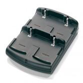 MC55 / MC65 / MC67 4-fach Batterie-Ladestation für Standard und Extended Akkus