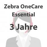 3 Jahre Zebra OneCare Essential für MC9200 Serie