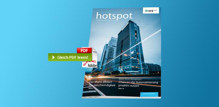 ICS HotSpot 2015