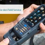 Der vielseitige PDA von Honeywell für den Field Service