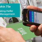 Das neue Handheld für Retailer von Honeywell