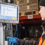Neue Staplerterminals für effiziente innerbetriebliche Logistik