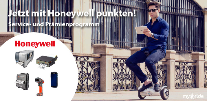 Honeywell IT-Hardware im Prämienprogramm