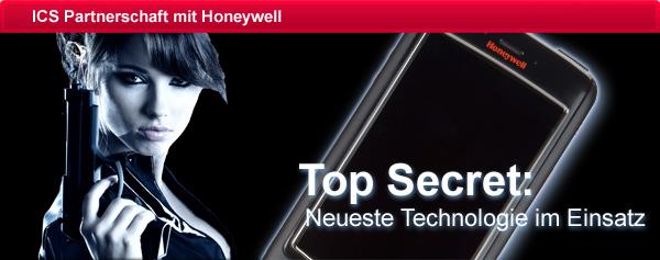 Partnerschaft mit Honeywell