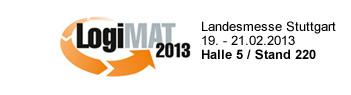 LogiMAT 2013
