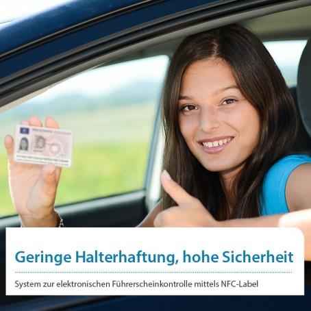 4mobile Führerschein, 12 Monats Lizenz pro User
