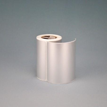 Kunststoff-Etiketten 70 x 32 mm, Zebra Z-Ultimate 3000T Silver