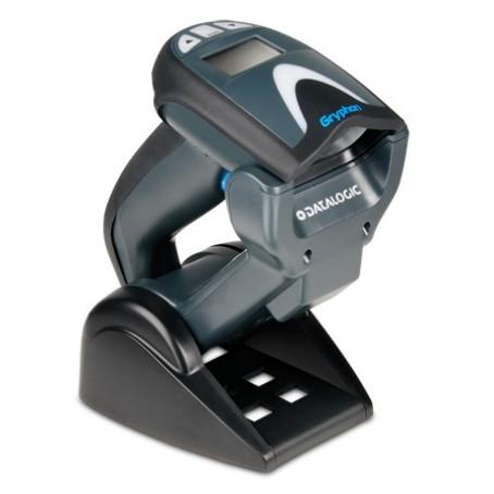 Datalogic Gryphon I GM4100, Scanner only, schwarz - 433MHZ