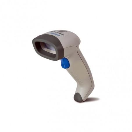 Datalogic QuickScan I QD2100, Scanner-Kit, USB-Kabel, weiß