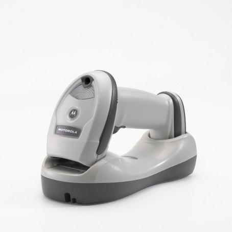 Motorola LI4278, Scanner-Kit, BT, USB, Präsentations-Cradle, weiß