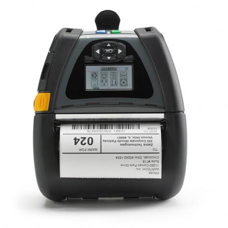 Zebra QLn420, 200 dpi, Bluetooth, WLAN a/b/g/n, Linerless