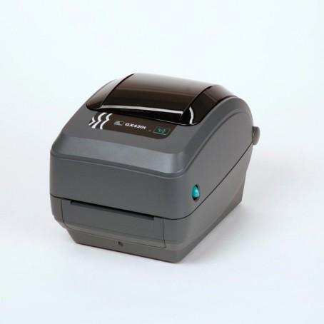 Zebra GX430t, 300 dpi, Grundmodell, Auto-sensing serial
