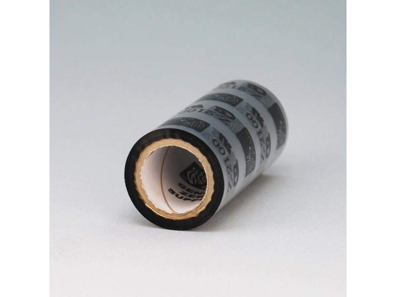 Wachs-Farbbänder 174 mm x 450 m, Zebra 2100 wax