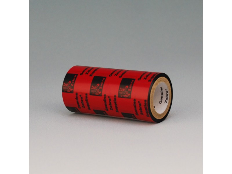 Harz-Farbbänder 110 mm x 450 m, Zebra 5100 resin