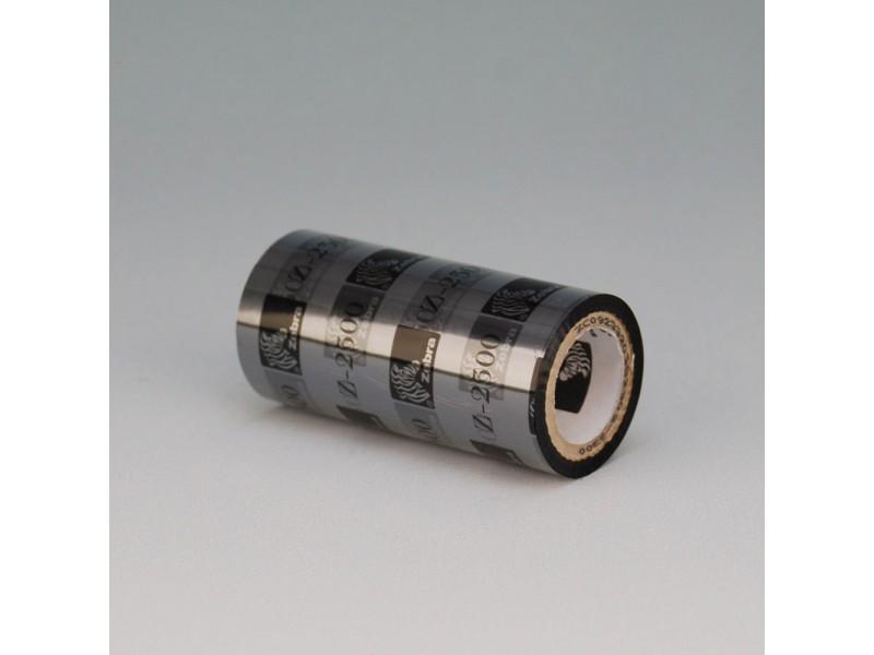 Wachs-Farbbänder 40 mm x 450 m, Zebra 2300 wax