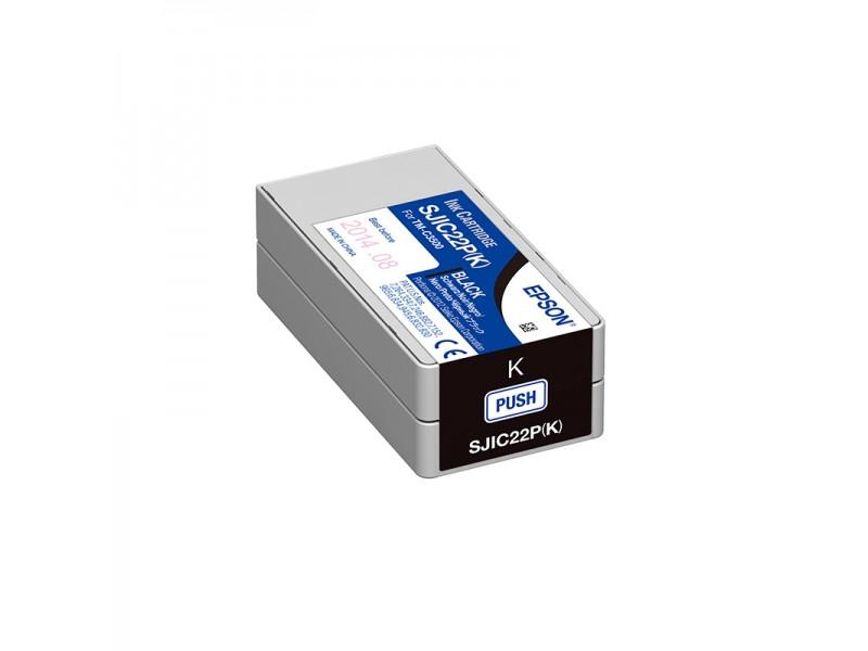 Epson Color Works C3500 - Tintenpatrone, schwarz