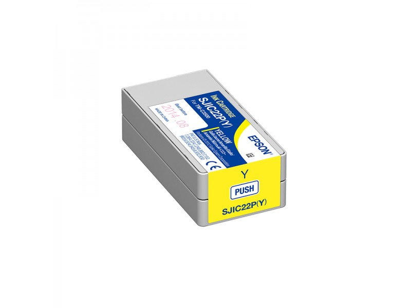 Epson Color Works C3500 - Tintenpatrone, gelb