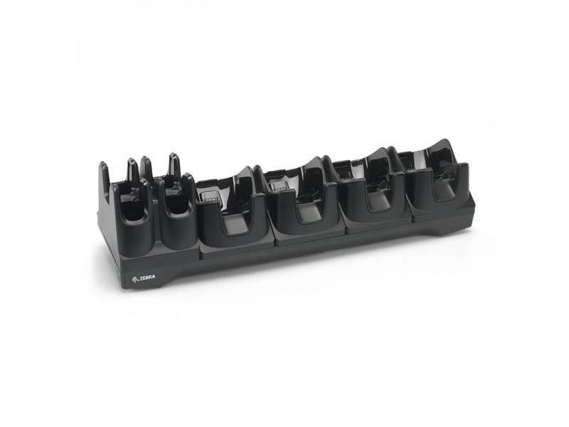 Zebra TC8000 4-Slot Charge only Cradle w/ Ersatzbatterie 4-Slot
