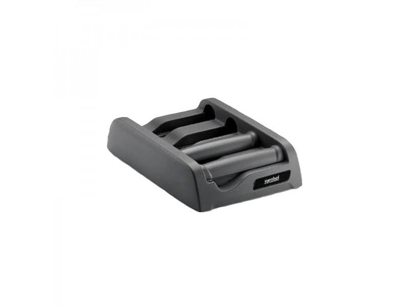 Akkuladegerät -  International four-bank battery charger kit