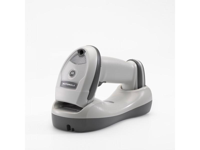 Motorola LI4278, Scanner-Kit, BT, USB, Standard-Cradle, weiß
