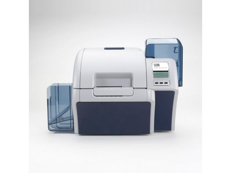 Zebra ZXP Series 8 Dual Side, 300 dpi, Kontakt, Kontaktlos, Magnetstreifen, Laminator
