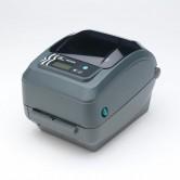 Zebra GX420t, 200 dpi, BT, beweglicher Media Sensor, auto-sensing
