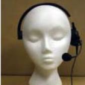 Headset, single ear