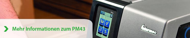 Honeywell PM43 Drucker