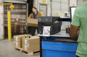 Earn per Print: Innovatives Lösungskonzept zur Integration dezentraler On-Demand-Etikettendrucksysteme inkl. umfassender reaktionsschneller Services.
