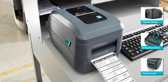 Zebra Etikettendrucker: Jetzt mit erweiterten Funktionen erhältlich